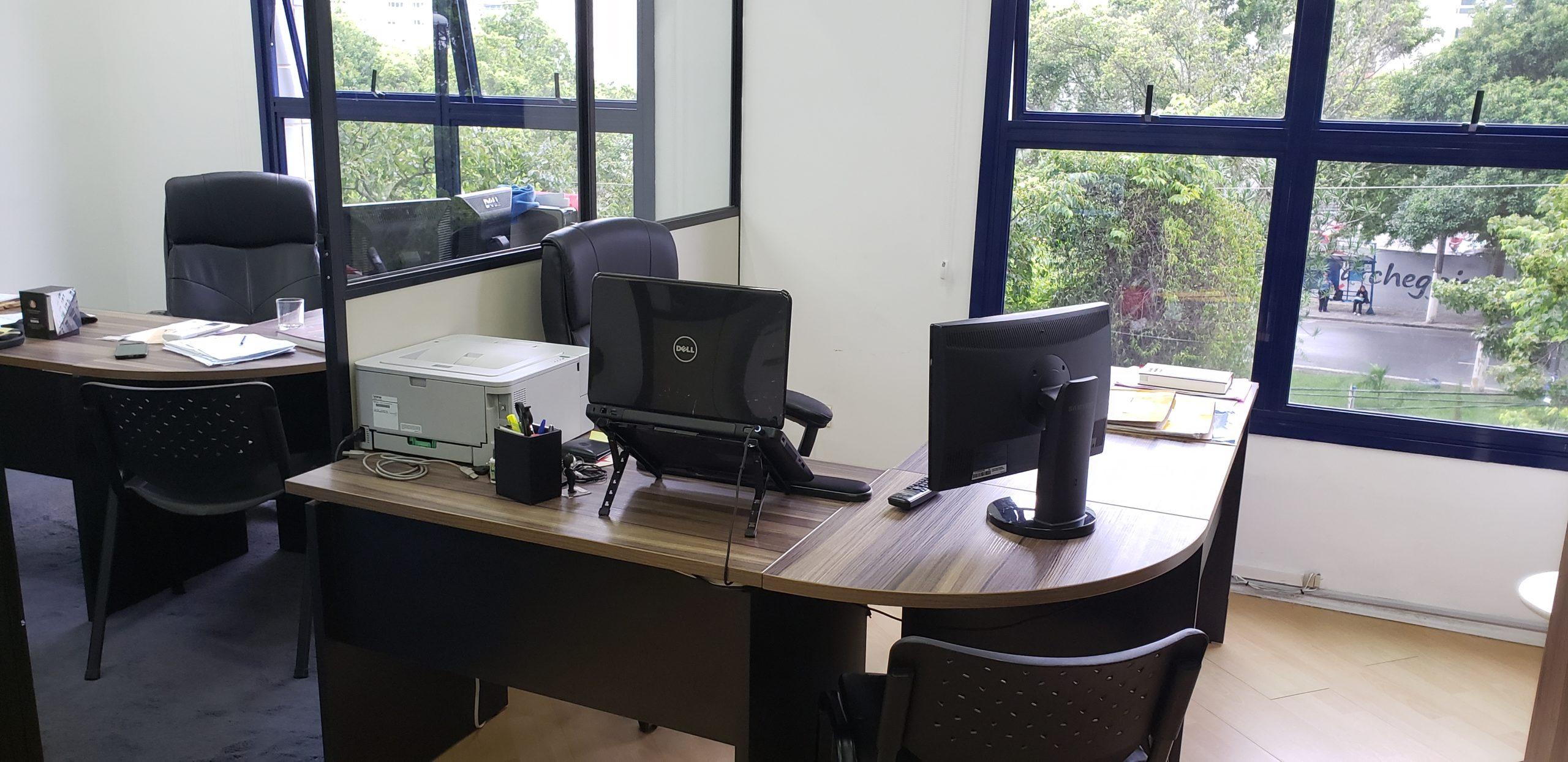 Ambiente de Trabalho - Zoboli & Zuza