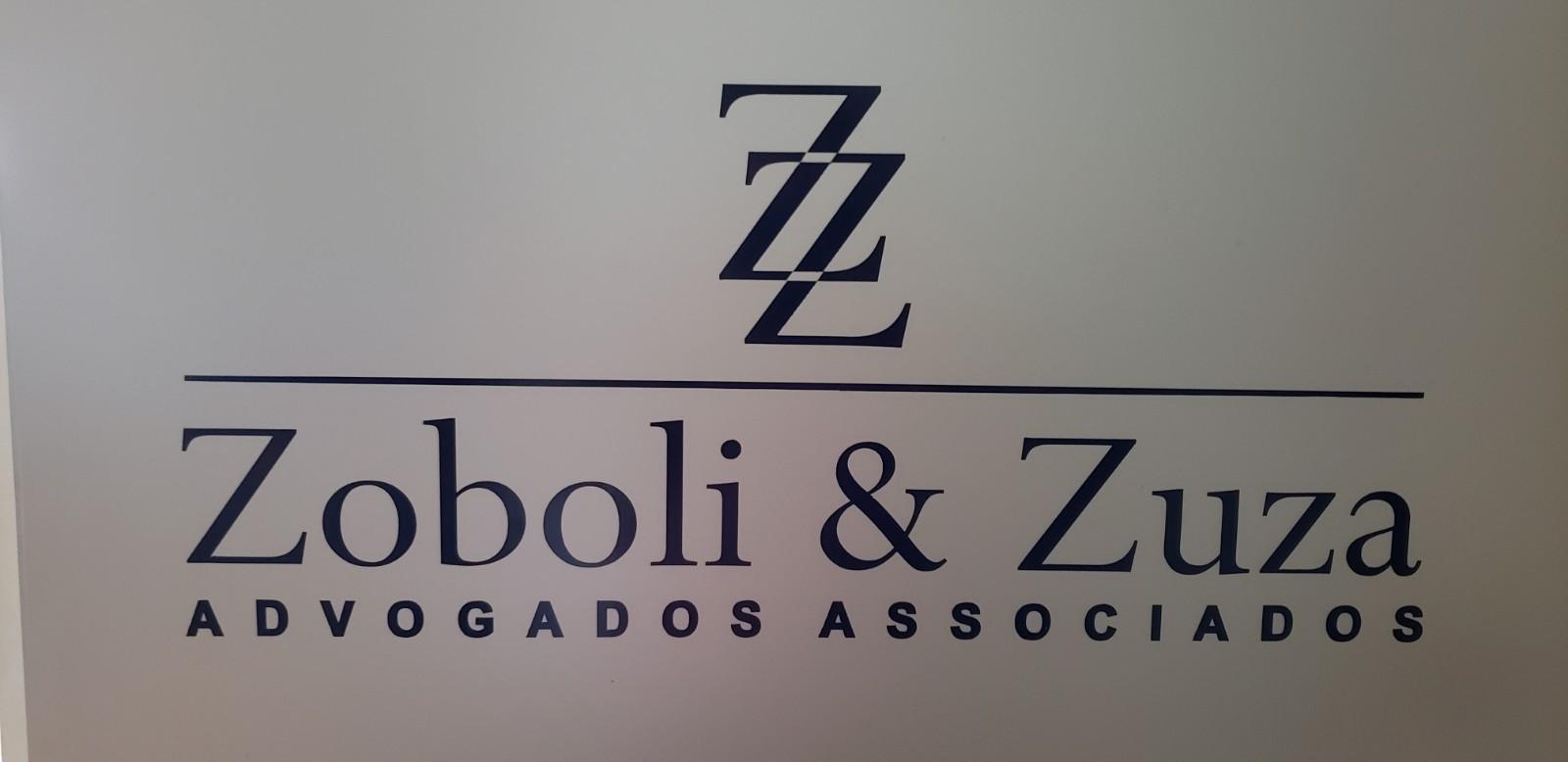 Placa de Entrada - Zoboli & Zuza
