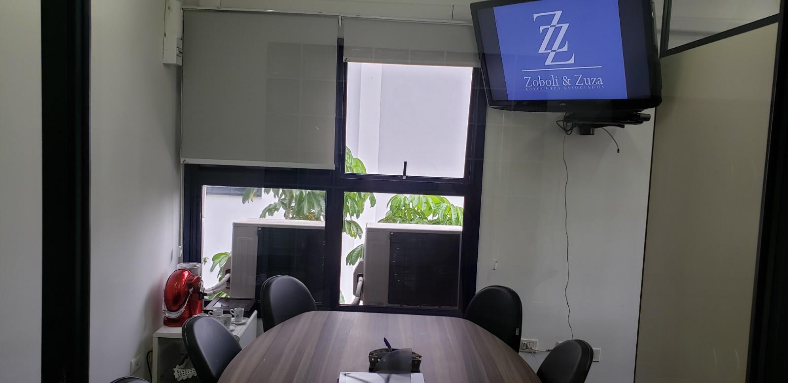 Sala de Reunião 1 Zoboli & Zuza